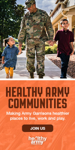 Healthy Army Communities