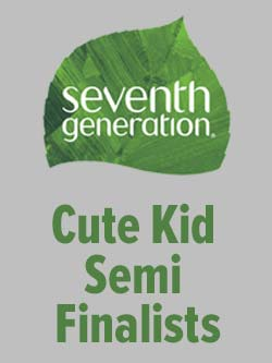 Cute Kid Semi Finalists