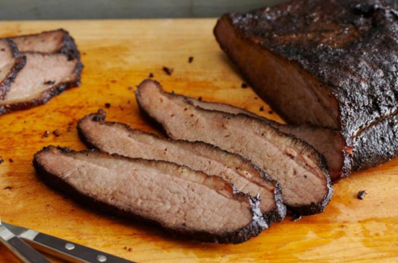 Home-Style Beef Brisket