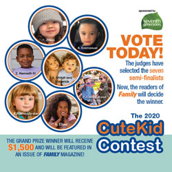 Cute Kid Contest