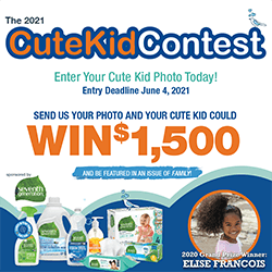 2021 Cute Kid Contest