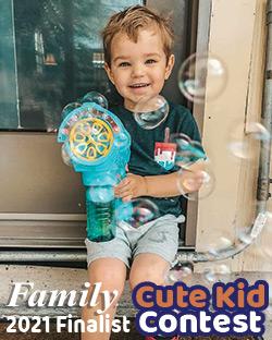 2021 Cute Kid finalist
