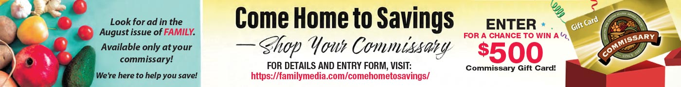 Come Home to Savings